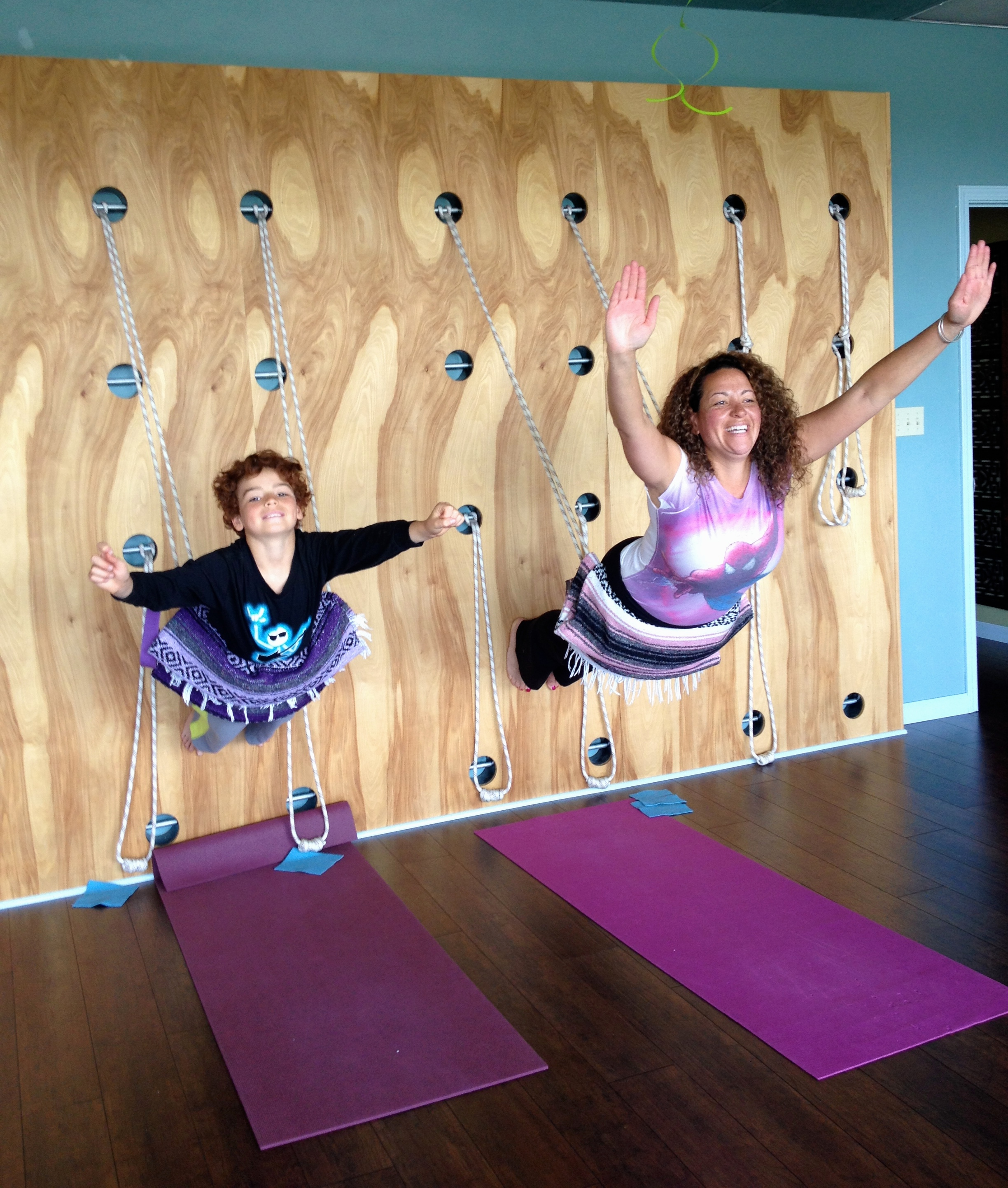 3 Person Yoga Challenge Easy For Kids Abc News