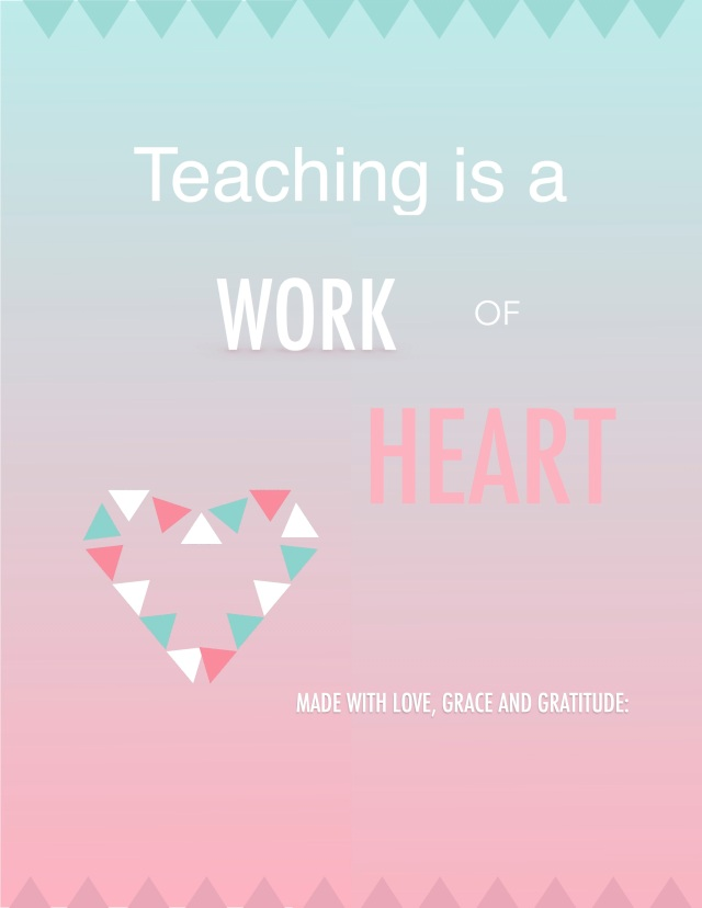 work of heart-template