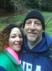 New Years Day Hike Through Redwood Park, Oakland to Castro Valley CA
